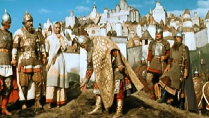 Илья Муромец (фэнтази, реж. Александр Птушко, 1956 г.)